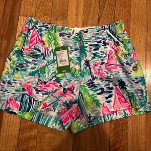 Marina Knit Shorts NWT